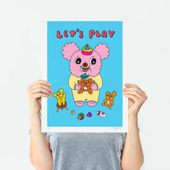 """""""Let's Play Baby"""" by DCITM"""