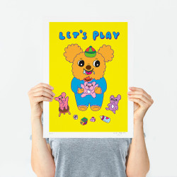 """""""Let's Play"""" by DCITM"""