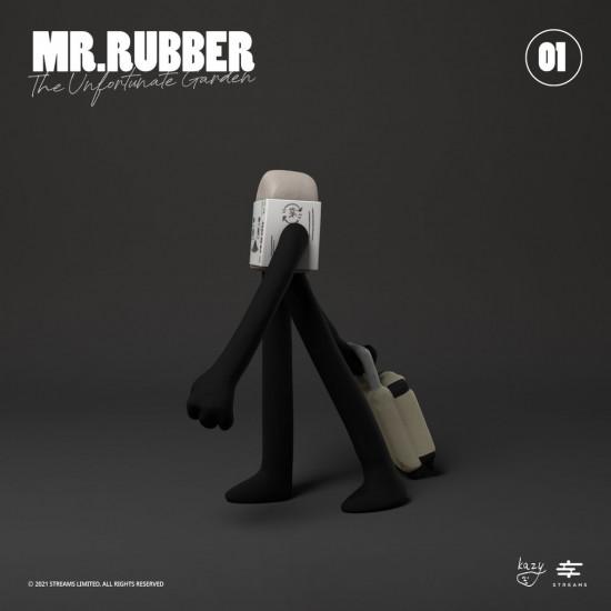 Kazy Chan - Mr. Rubber - Khaki Version